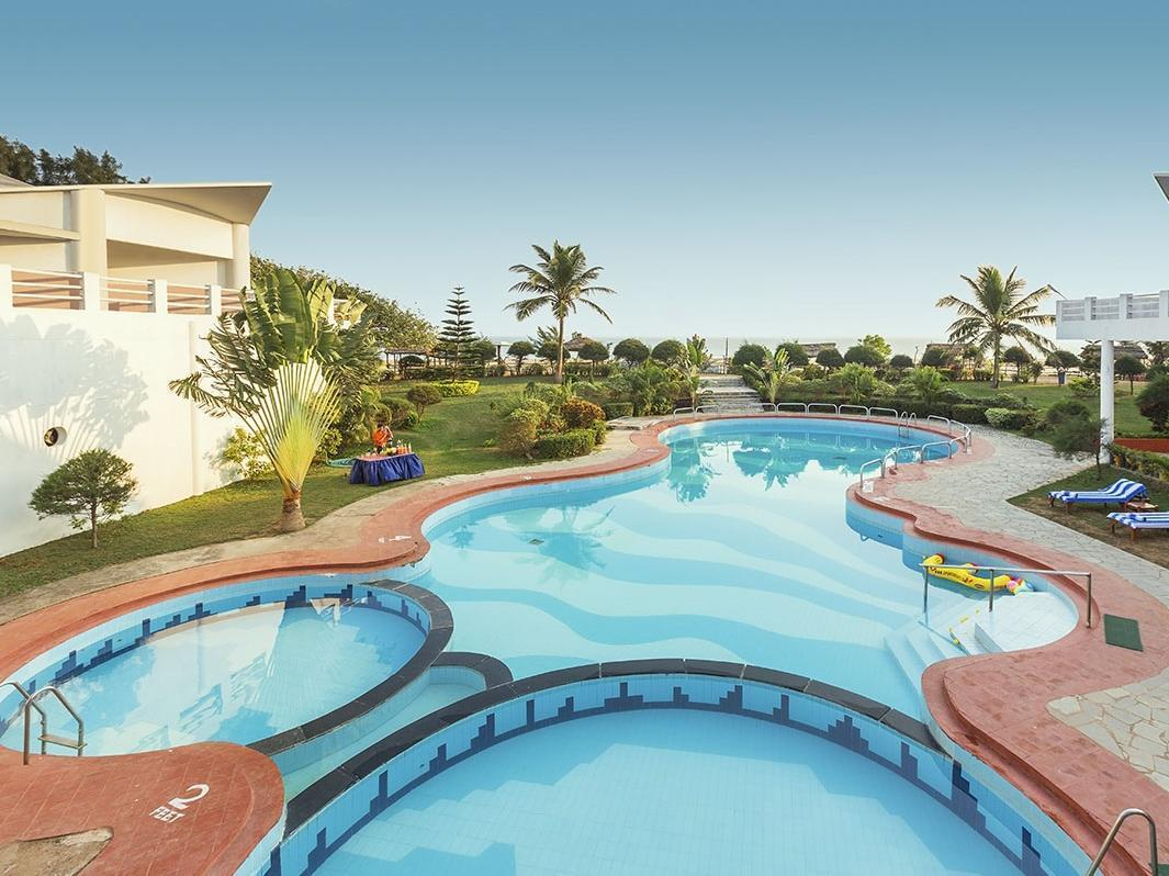 Sterling Golden Sands - Hotell och Boende i Indien i Puri