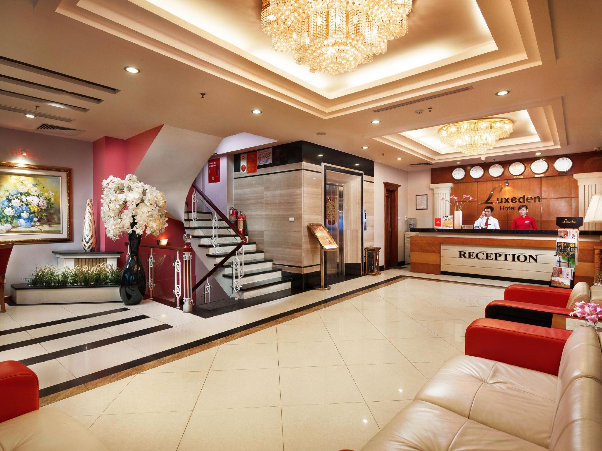 Hotell Luxeden Hotel