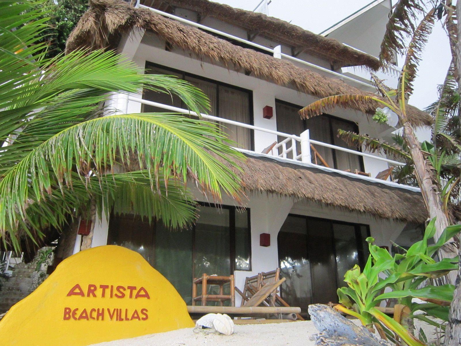 Hotell Artista Beach Villa