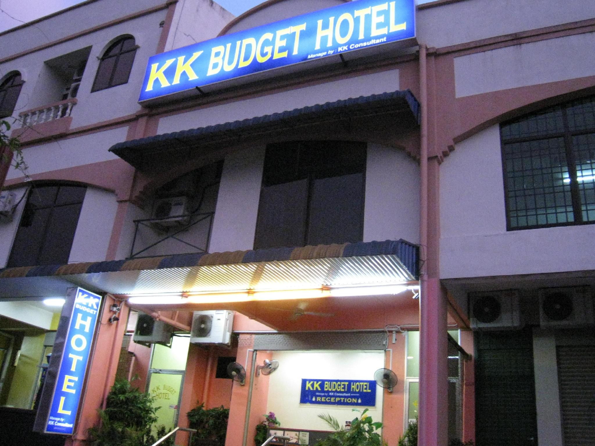 Kk Budget Hotel In Penang