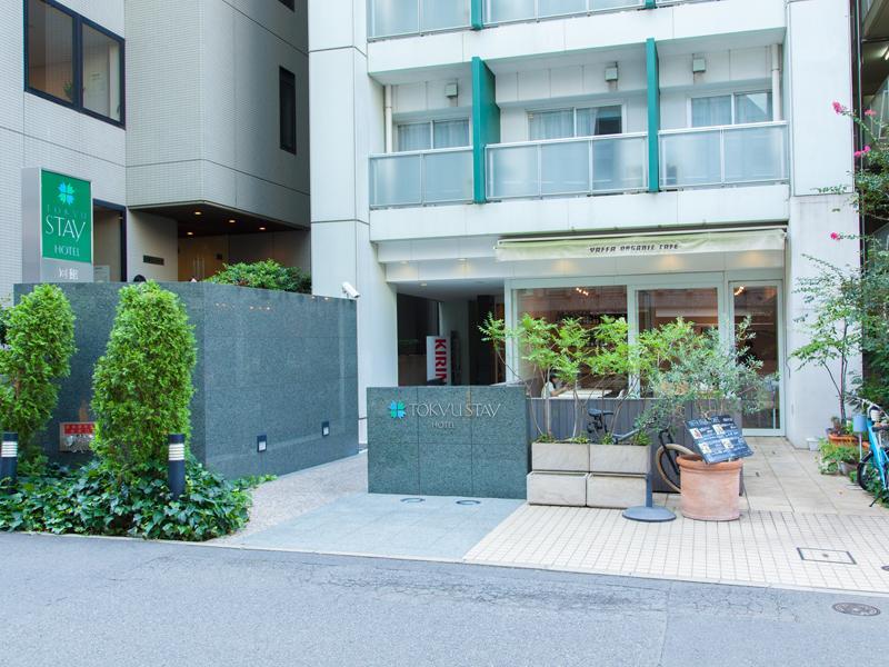 Tokyu Stay Shibuya Shin Minami Guchi