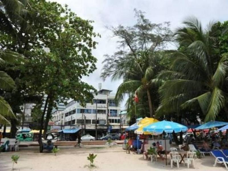 Patong Beach Bed and Breakfast Phuket - Patong Beach