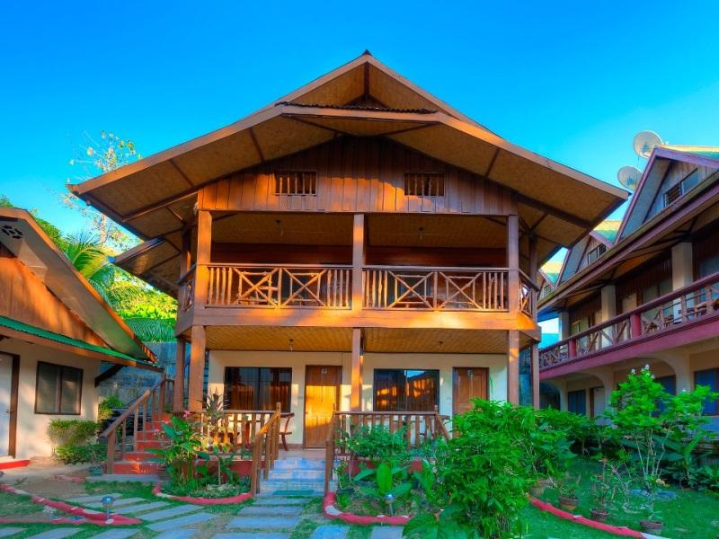 Lally and Abet Beach Cottages - Hotels and Accommodation in Philippines, Asia