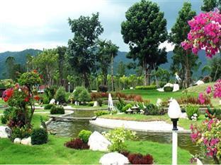 ตะนาวศรี แอนด์ ครีคไซด์ รีสอร์ท ราชบุรี - สวน