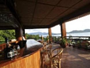 Mount Tapyas Hotel Palawan - View from the bar