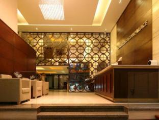 Rising Dragon Palace Hotel האנוי - בית המלון מבפנים