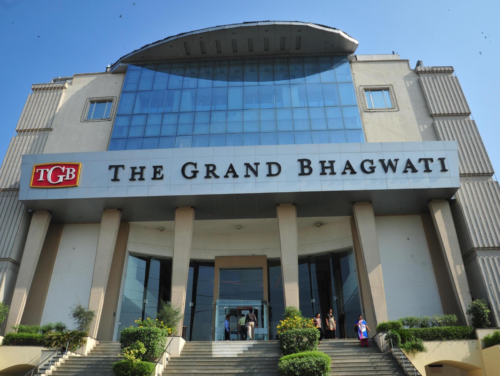 The Grand Bhagwati Hotel - Hotell och Boende i Indien i Ahmedabad
