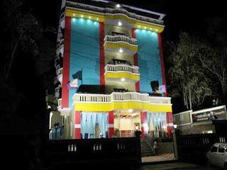 Gateway Munnar - Hotell och Boende i Indien i Munnar