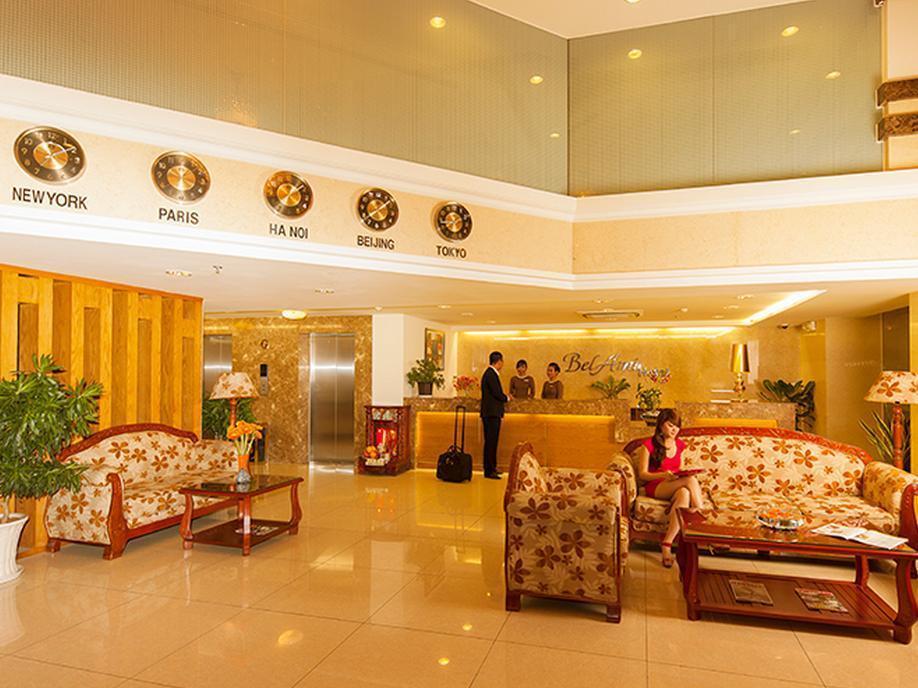 ベルアミ ホテル