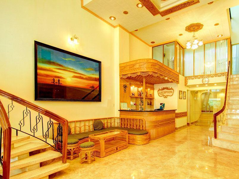 Hotell Lien Phuong Evergreen Hotel