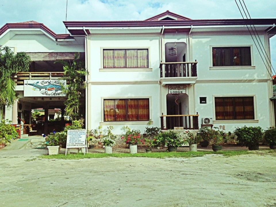 New Eve's Kiosk Dive Resort Cebu - Hotel Exterior