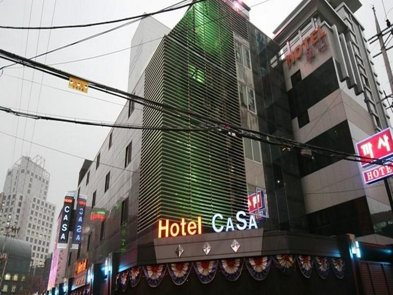 Hotel Casa - Hotels and Accommodation in South Korea, Asia