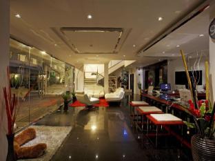 Grand Sunset Hotel بوكيت - مكتب إستقبال