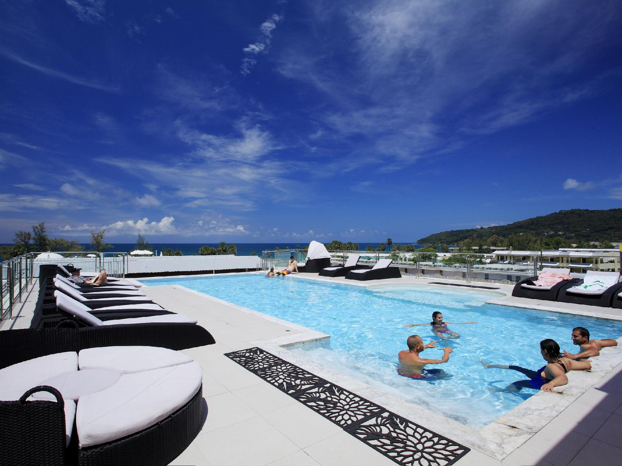 Grand Sunset Hotel Puketas