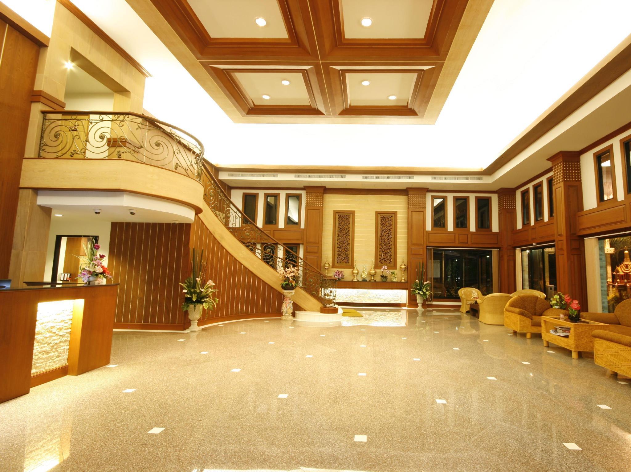 チェンライ グランド ルーム ホテル3