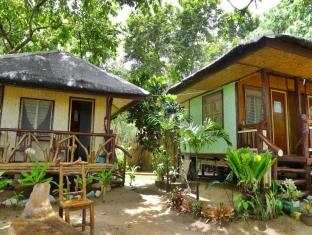Philippines Hotel Accommodation Cheap | Green Verde Resort Cottages Puerto Princesa City - Room Exterior