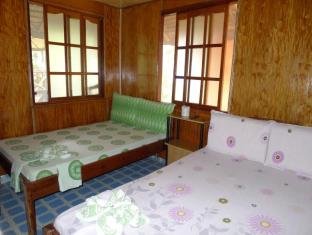 Philippines Hotel Accommodation Cheap | Green Verde Resort Cottages Puerto Princesa City - Guest Room