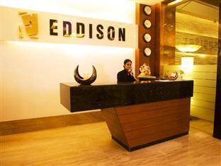 Eddison Hotel - Hotell och Boende i Indien i New Delhi And NCR