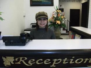 Oceans 7 Beach Guesthouse Pattaya - Reception