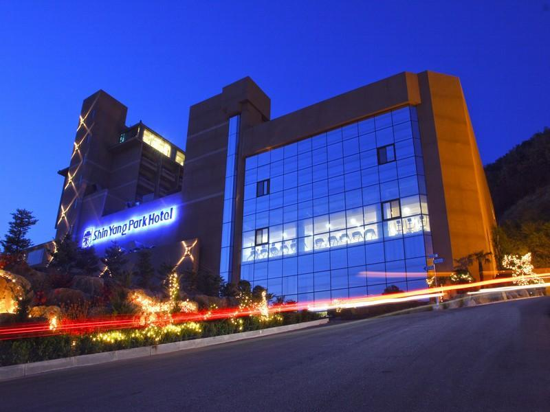 Shinyang Park Hotel Gwangju Metropolitan City - Hotel Exterior