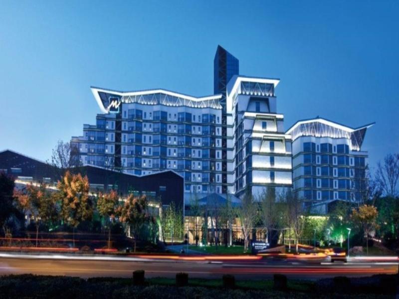 Grand Metro Park Universal Dinosaur Town Hotel - Changzhou