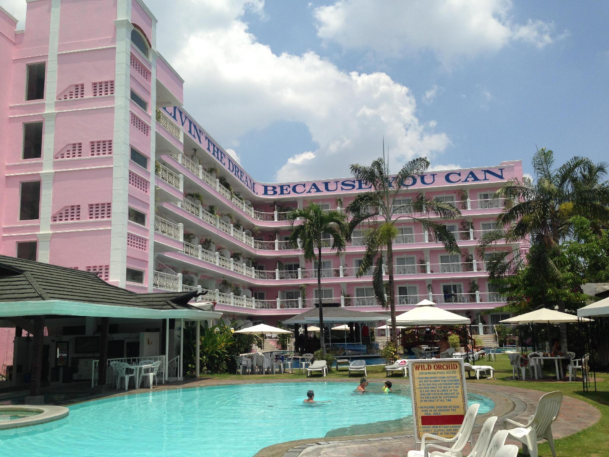 Wild Orchid Lagoon Resort