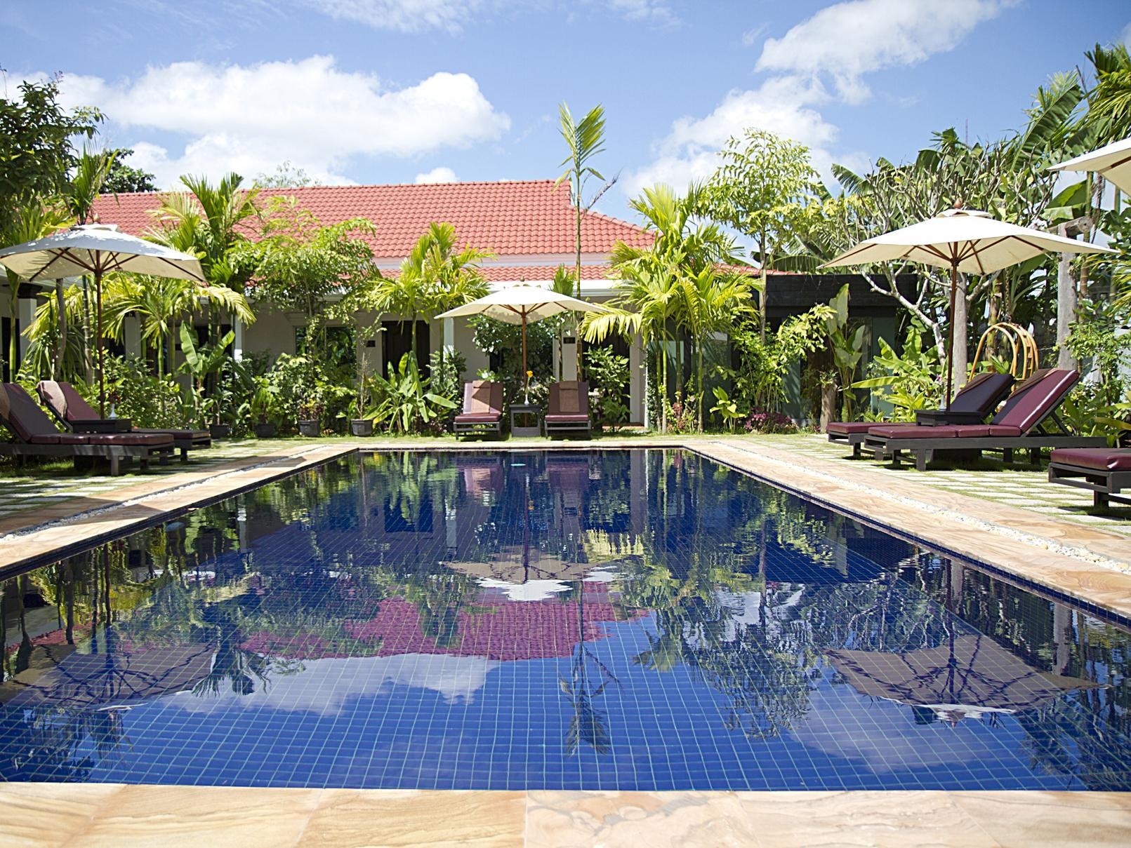 The Moon Boutique Hotel - Siem Reap