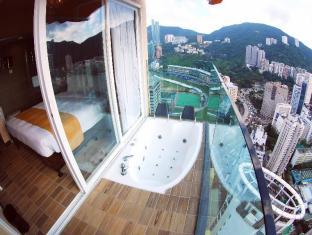 Best Western Hotel Causeway Bay Hong Kong - Balcony/Terrace