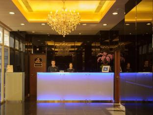Best Western Hotel Causeway Bay Hongkong - recepcija