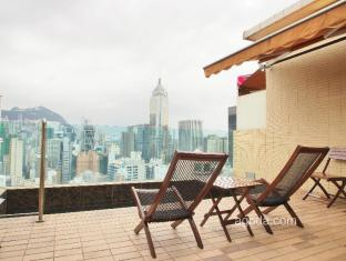 Best Western Hotel Causeway Bay Honkonga - Karstais baseins (Hot tub)