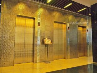 Best Western Hotel Causeway Bay Hongkong - avla