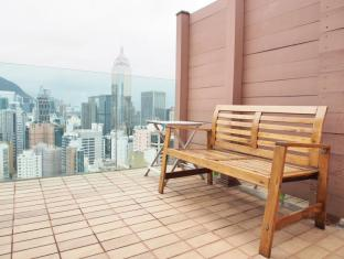 Best Western Hotel Causeway Bay Hong Kong - Hotel Top Floor