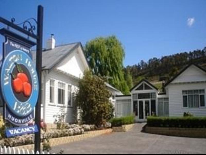 Walton House B & B - Hotell och Boende i Australien , Huon Valley