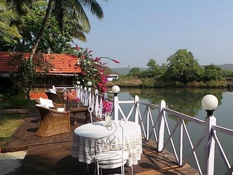Casa Britona - Hotell och Boende i Indien i Goa
