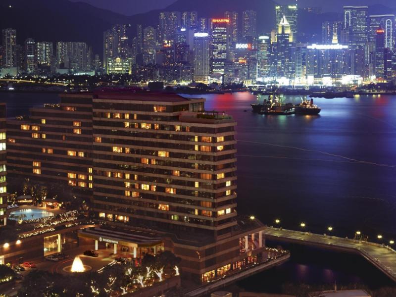 InterContinental Hong Kong Hotel هونج كونج