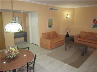 Monte Cairo Hotel Cairo - 1 Bedroom Living