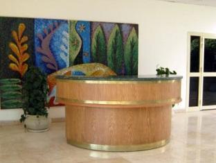 Monte Cairo Hotel Kairo - Hotellet indefra