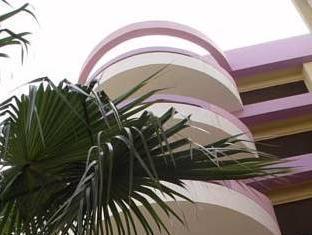Monte Cairo Hotel Kairo - Hotellet udefra