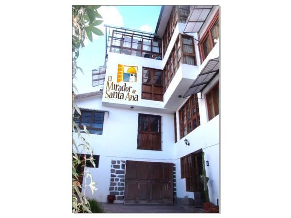 El Mirador De Santa Ana Cusco - Hotell och Boende i Peru i Sydamerika