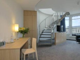 Nordic Hotel Berlin-Mitte Berlin - Hotellet indefra