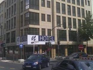 Nordic Hotel Berlin-Mitte Berlin - Hotellet udefra