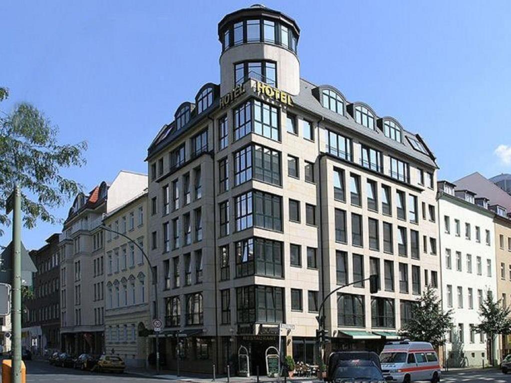 Nordic Hotel Berlin-Mitte - Hotell och Boende i Tyskland i Europa