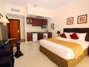 Loulou Asfar Hotel Apartments אבו דאבי - חדר שינה