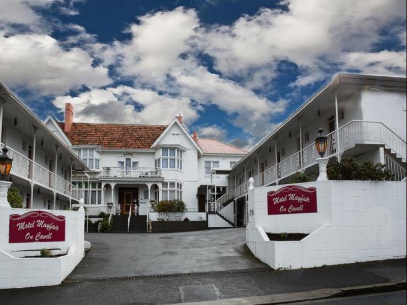 Motel Mayfair on Cavell - Hotell och Boende i Australien , Hobart