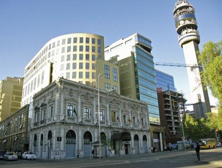 Hotel Diego de Almagro Santiago Centro Santiago - Exterior