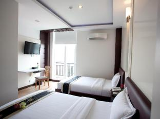 King Grand Boutique Hotel Phnom Penh - Deluxe Twin
