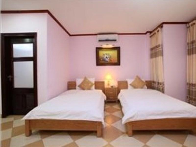 Hotell Phu My Hotel