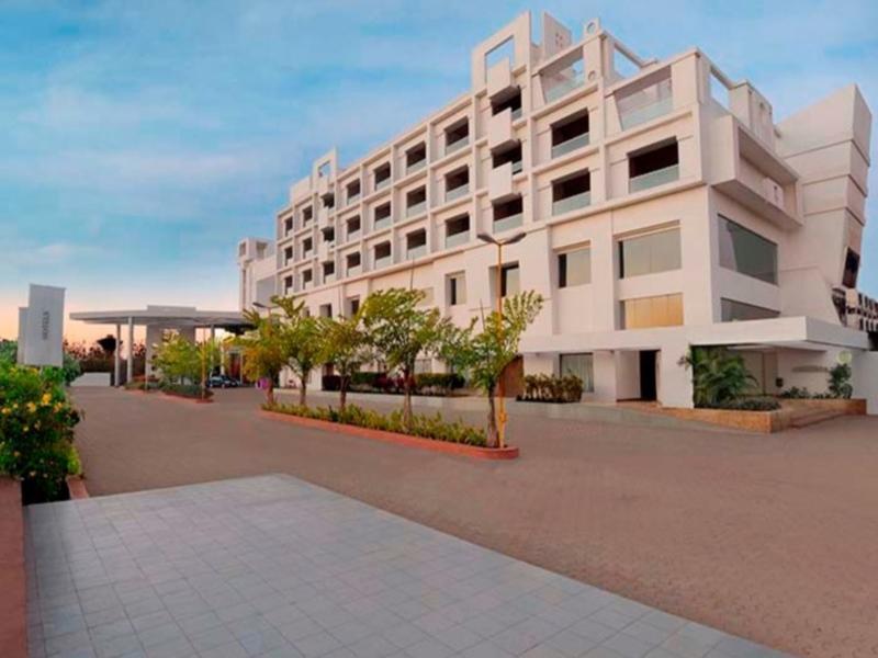 The Grand Bhagwati - Hotell och Boende i Indien i Rajkot