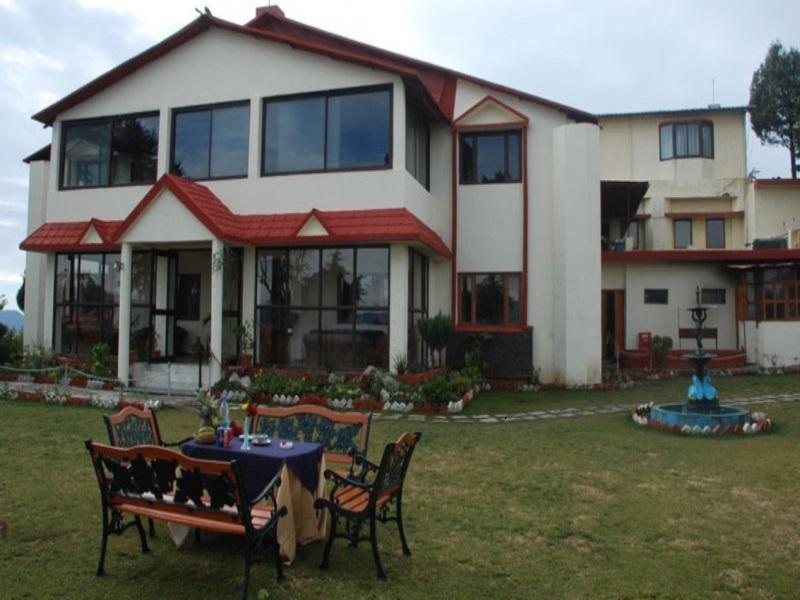 Classic Hill Top Resorts Chamba - Hotell och Boende i Indien i Chamba