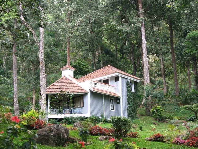 Tall Trees Resort - Hotell och Boende i Indien i Munnar